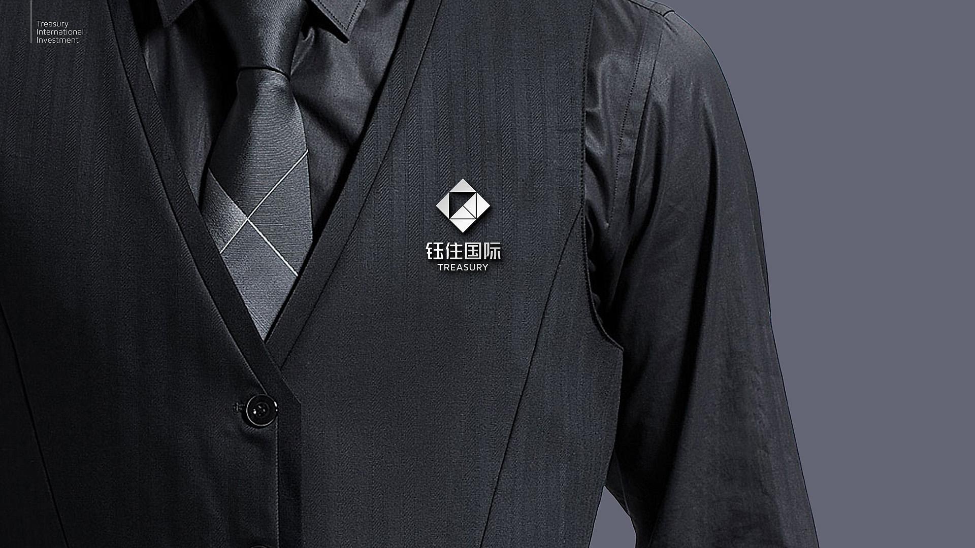 钰柱国际集团VI设计